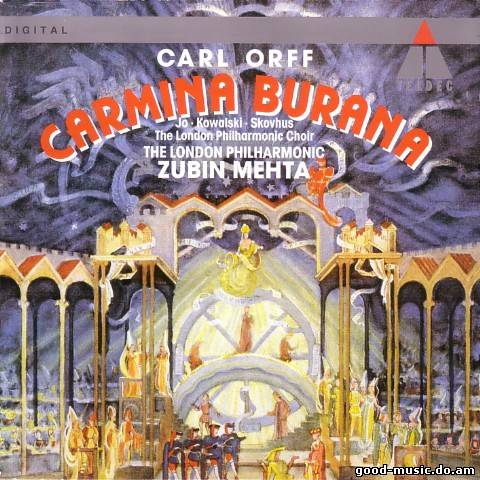 MP3 TÉLÉCHARGER CARMINA BURANA CARL ORFF